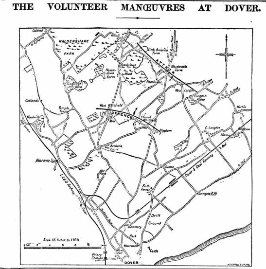 1887EasterManoeuvres