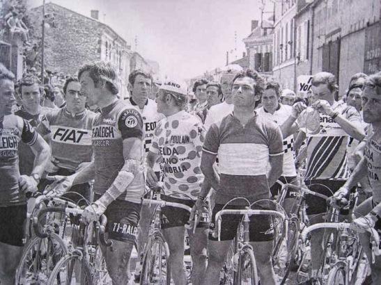 Bernard Hinault, stage 12A, 1978