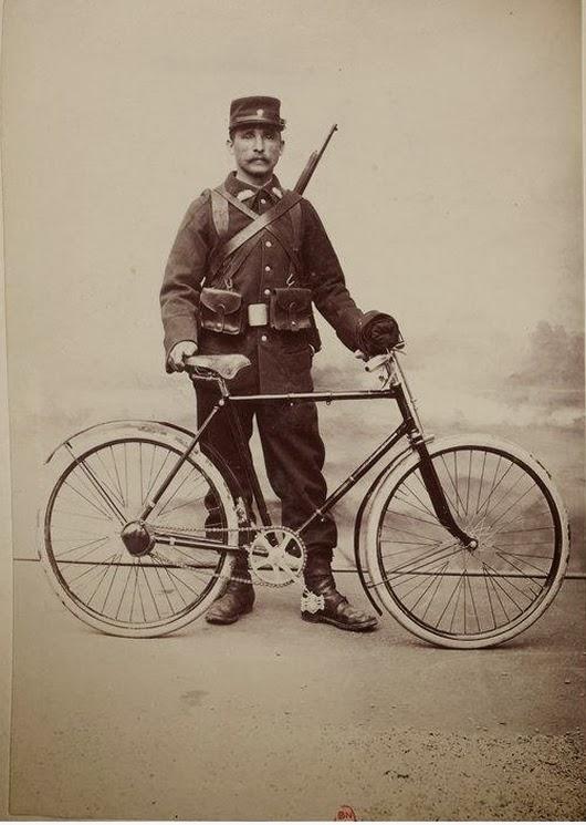 The Gladiator Folding Bicycle, 1896 (10)