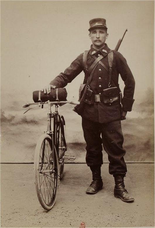 The Gladiator Folding Bicycle, 1896 (12)