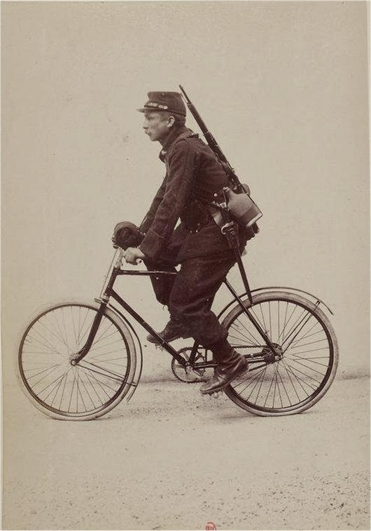 The Gladiator Folding Bicycle, 1896 (13)
