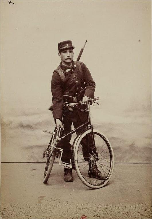 The Gladiator Folding Bicycle, 1896 (3)