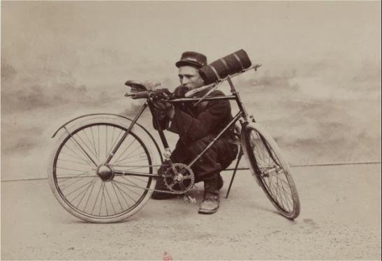 The Gladiator Folding Bicycle, 1896 (5)