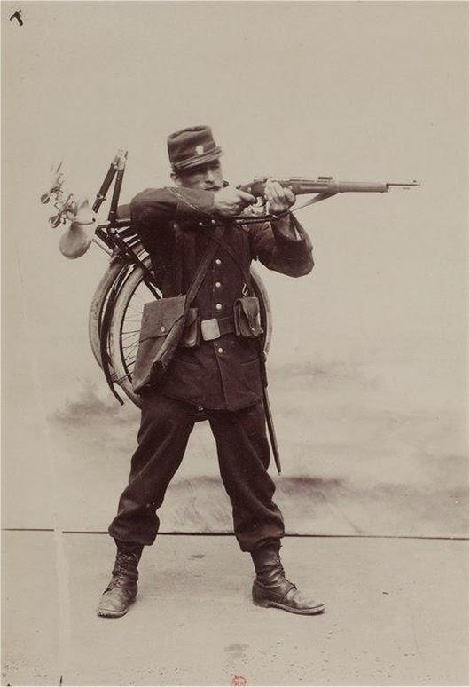 The Gladiator Folding Bicycle, 1896 (7)