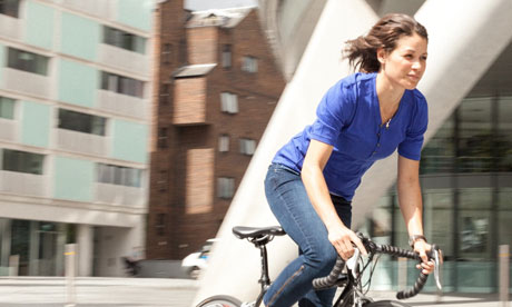 Casual cycling wear from Levi's, 2012