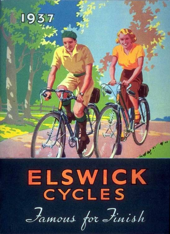 Elswick Cycles advert