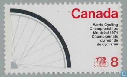 Canada 1974, Cycling World Championships