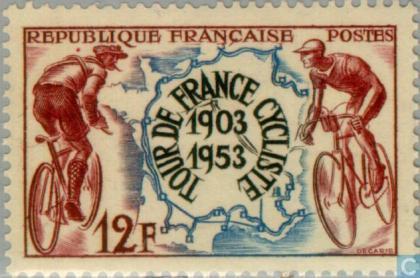 France 1953, Tour de France 50th Anniversary