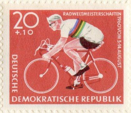 German Democratic Republic 1960, World Championships, Sachsenring