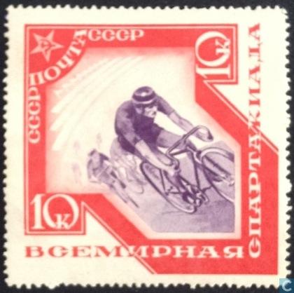 Soviet Union 1935, Spartacist Games