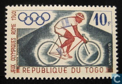 Togo 1960, Olympic Games Rome