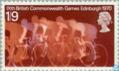 United Kingdom 1970, IX Commonwealth Games
