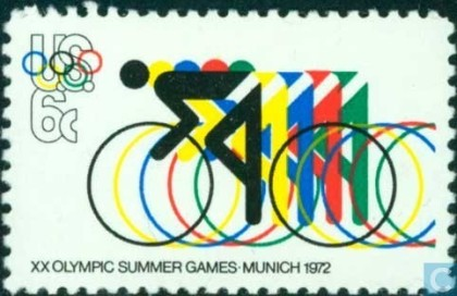 United States of America 1972, Munich Olympic Games