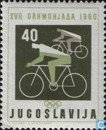 Yugoslavia 1960, Rome Olympic Games