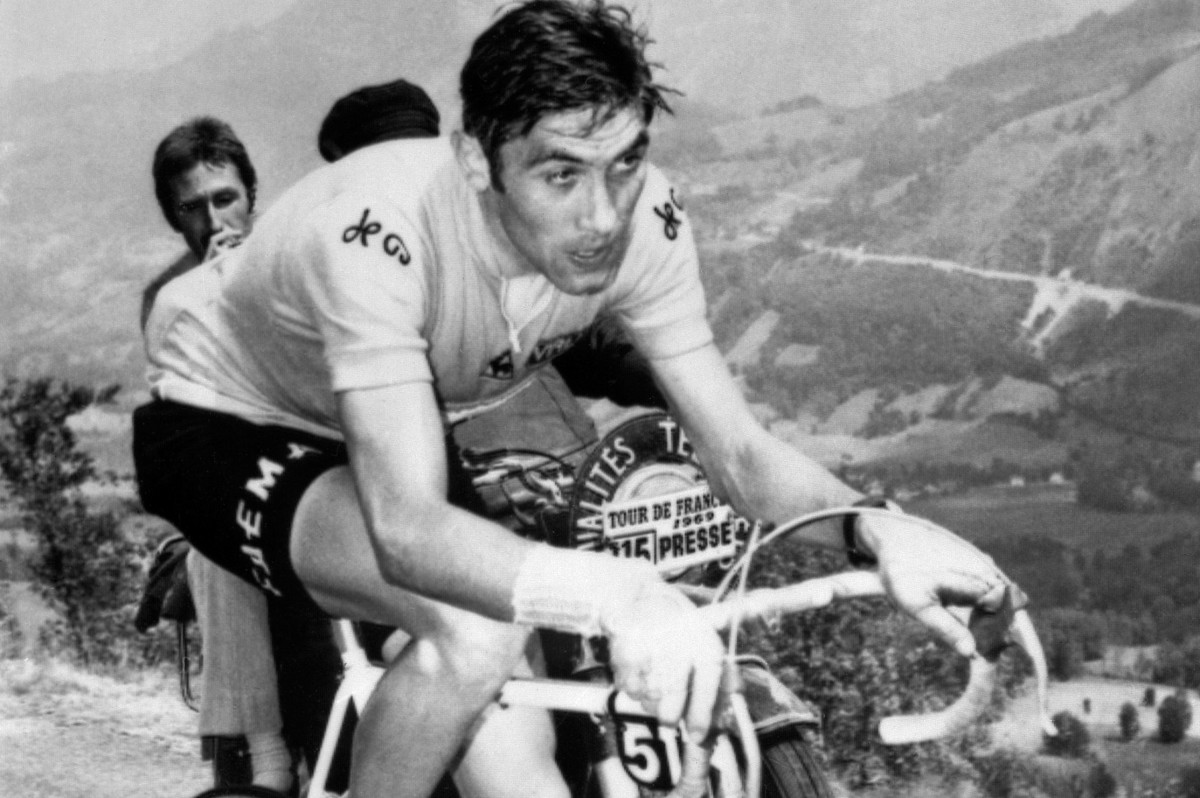 Le Tour De France Stage 17 Luchon Mourenx 1969