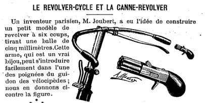 Le Cycle-Revolver