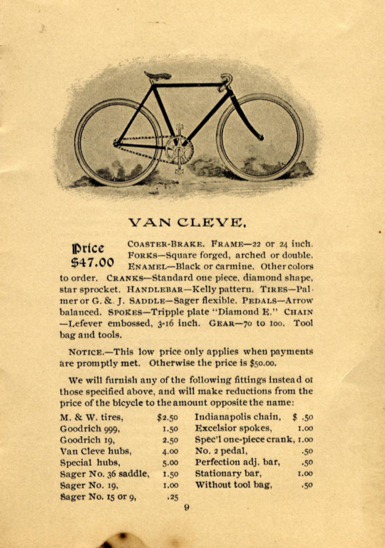 Transferable Technology From The Bicycle To The Aeroplane And The