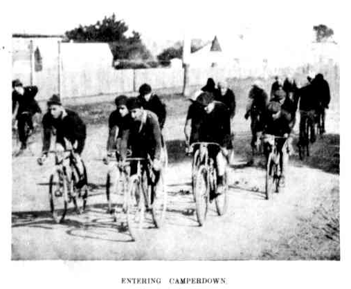 The Dandenong Cycle Club